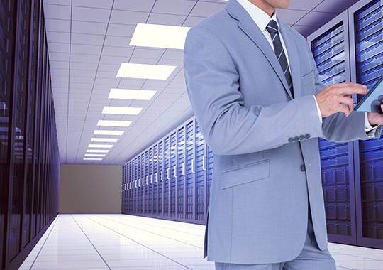 Server Rooms & IT Infrastructure